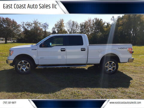 2014 Ford F-150 for sale at East Coast Auto Sales llc in Virginia Beach VA