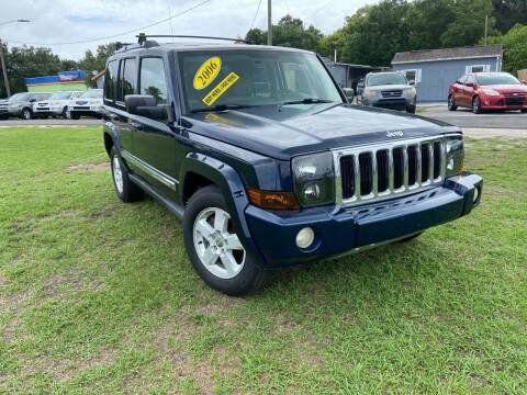 2006 Jeep Commander for sale at Unique Motor Sport Sales in Kissimmee FL