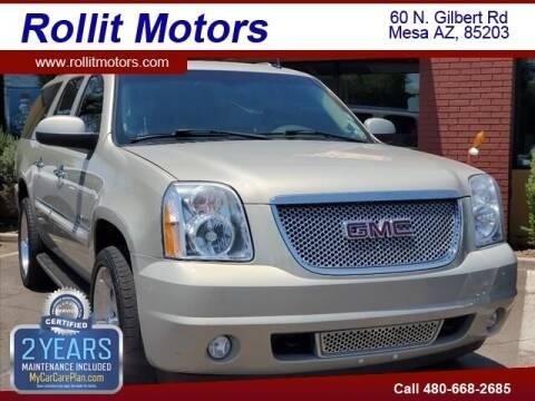 2007 GMC Yukon XL for sale at Rollit Motors in Mesa AZ