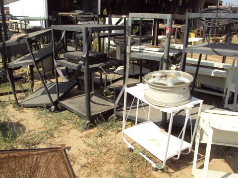 CARTS/ SHELVES for sale at BENHAM AUTO INC - Peace of Mind Treasures and More Store in Lubbock TX