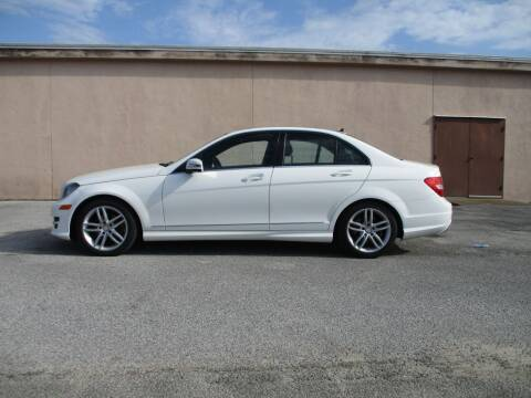 2013 Mercedes-Benz C-Class for sale at A & P Automotive in Montgomery AL