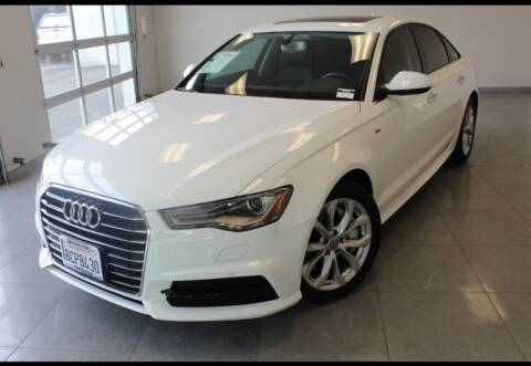 2018 Audi A6 for sale at Auto Max Brokers in Palmdale CA