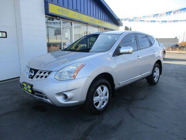2011 Nissan Rogue for sale at Affordable Auto Rental & Sales in Spokane Valley WA