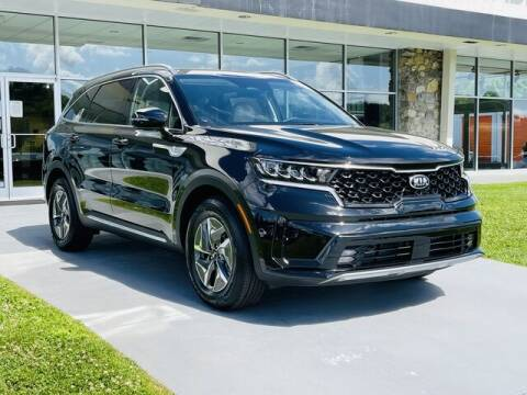 2021 Kia Sorento Hybrid for sale at RUSTY WALLACE CADILLAC GMC KIA in Morristown TN