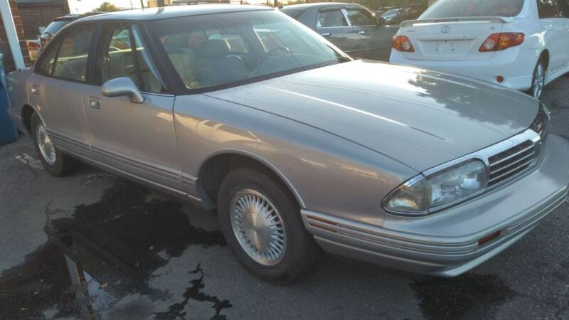 1998 Oldsmobile Regency for sale at IMPORT MOTORSPORTS in Hickory NC