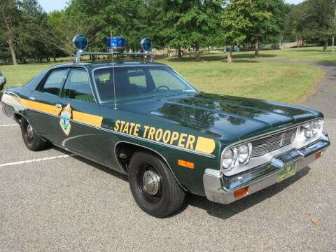 1974 Plymouth Satellite Custom for sale at Island Classics & Customs in Staten Island NY