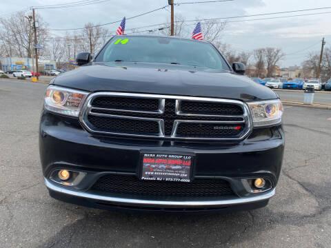 2014 Dodge Durango for sale at Nasa Auto Group LLC in Passaic NJ