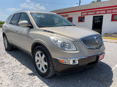 2008 Buick Enclave for sale at Sarpy County Motors in Springfield NE