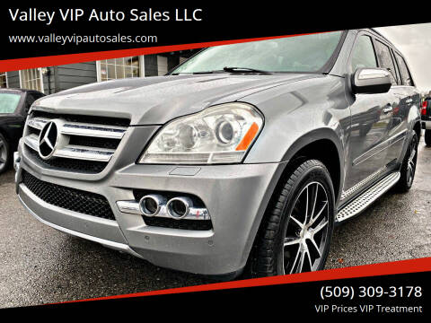 2010 Mercedes-Benz GL-Class for sale at Valley VIP Auto Sales LLC in Spokane Valley WA