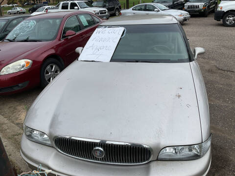 1997 Buick LeSabre for sale at Continental Auto Sales in White Bear Lake MN