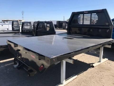 "Rugby Flatbed 9'3"" long 96"" wide 60"" CA for sale at Kingsburg Truck Center - Upfitting in Kingsburg CA"