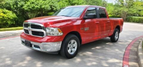2019 RAM Ram Pickup 1500 Classic for sale at Motorcars Group Management - Bud Johnson Motor Co in San Antonio TX