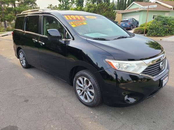 2012 Nissan Quest for sale in La Crescenta, CA