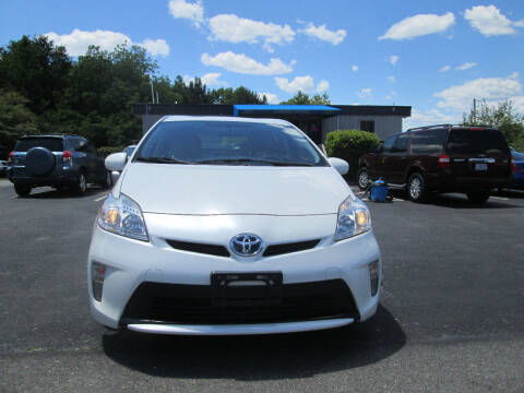 2015 Toyota Prius for sale at Olde Mill Motors in Angier NC