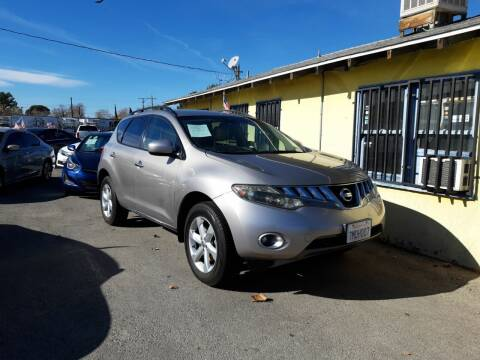 2010 Nissan Murano for sale at Autosales Kingdom in Lancaster CA