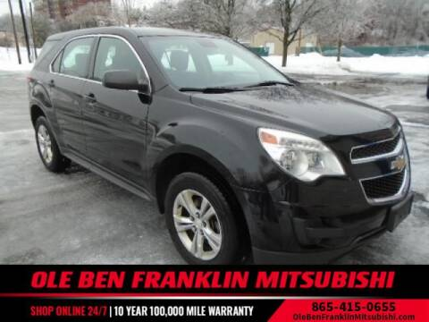2014 Chevrolet Equinox for sale at Ole Ben Franklin Mitsbishi in Oak Ridge TN