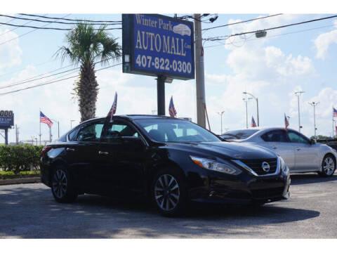 2017 Nissan Altima for sale at Winter Park Auto Mall in Orlando FL