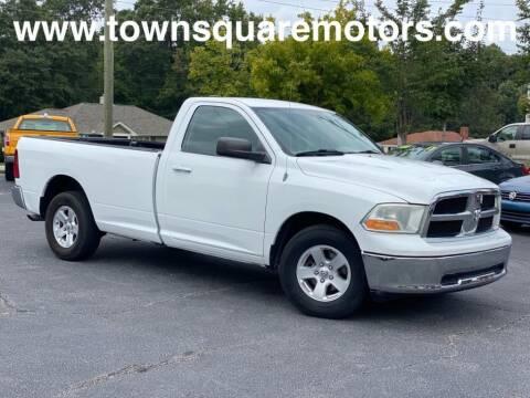 2012 RAM Ram Pickup 1500 for sale at Town Square Motors in Lawrenceville GA