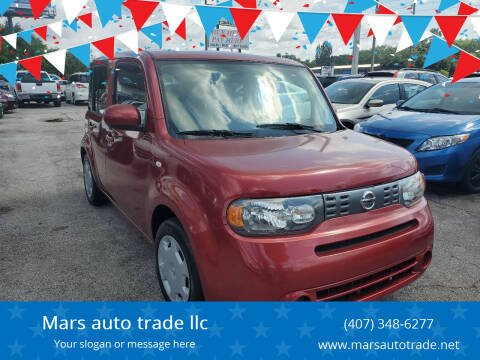 2013 Nissan cube for sale at Mars auto trade llc in Kissimmee FL