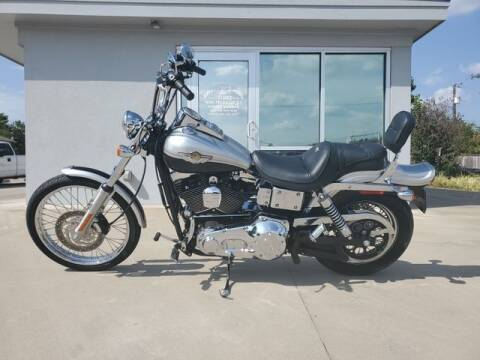 2003 Harley-Davidson FXDWG Dyna Wide Glide for sale at Kell Auto Sales, Inc in Wichita Falls TX