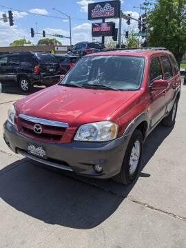 2005 Mazda Tribute for sale at Corridor Motors in Cedar Rapids IA