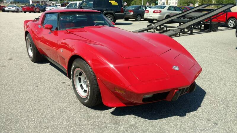1978 Chevrolet Corvette for sale at Kelly & Kelly Supermarket of Cars in Fayetteville NC