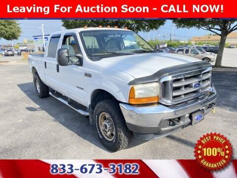 2001 Ford F-250 Super Duty for sale at Glenbrook Dodge Chrysler Jeep Ram and Fiat in Fort Wayne IN