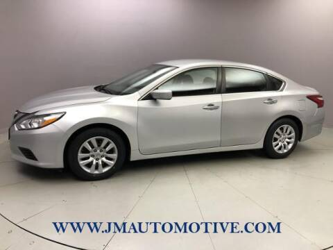 2017 Nissan Altima for sale at J & M Automotive in Naugatuck CT