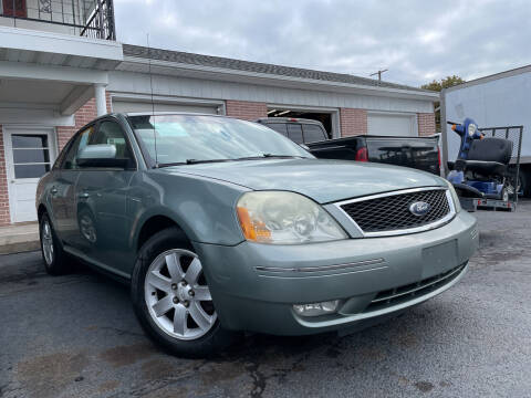 2006 Ford Five Hundred for sale at Rine's Auto Sales in Mifflinburg PA