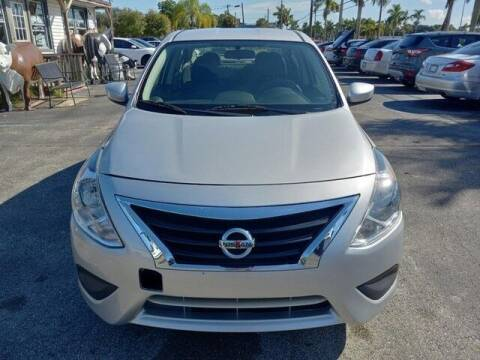 2019 Nissan Versa for sale at Denny's Auto Sales in Fort Myers FL