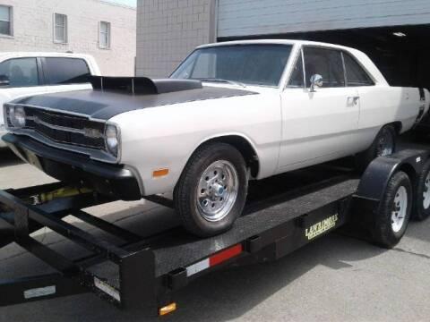 1969 Dodge Dart for sale at Classic Car Deals in Cadillac MI