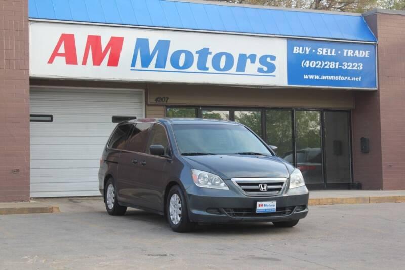 2006 Honda Odyssey for sale in Bellevue, NE