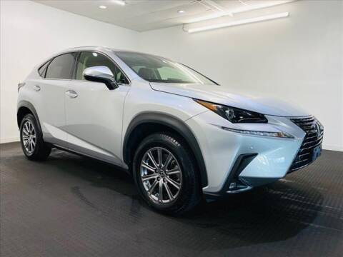 2019 Lexus NX 300 for sale at Champagne Motor Car Company in Willimantic CT