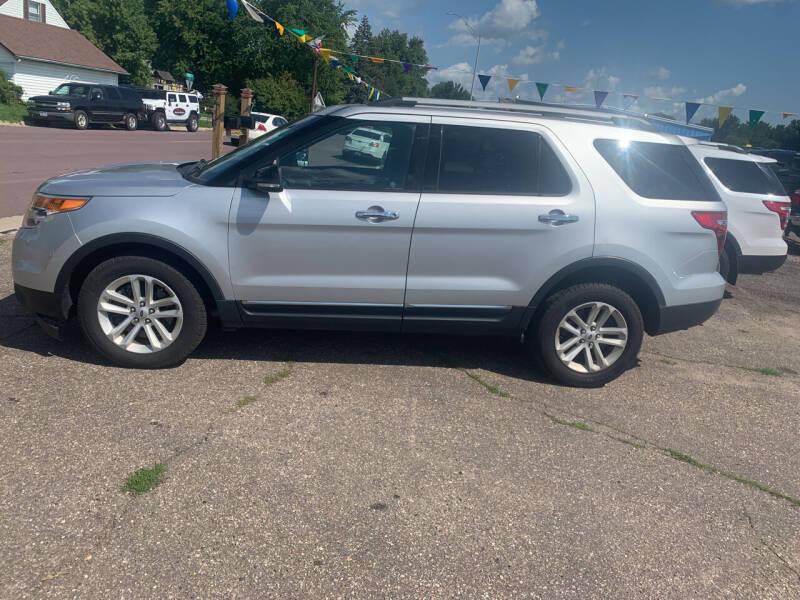 2014 Ford Explorer for sale at Los Arreglados Auto Sales in Worthington MN