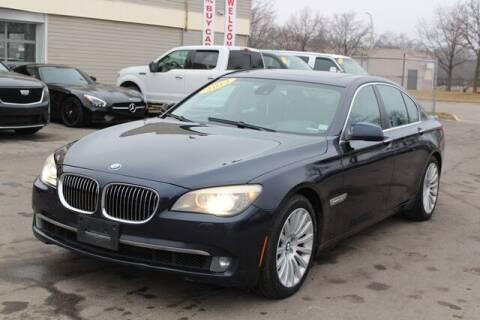2012 BMW 7 Series for sale at Road Runner Auto Sales WAYNE in Wayne MI