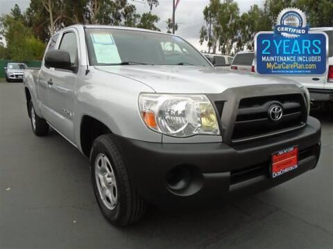 2008 Toyota Tacoma for sale at Centre City Motors in Escondido CA