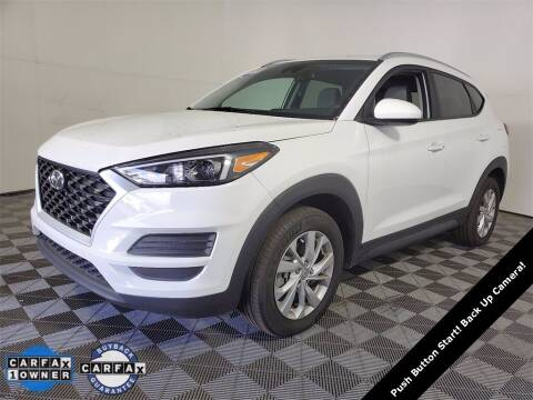 2020 Hyundai Tucson for sale at PHIL SMITH AUTOMOTIVE GROUP - Joey Accardi Chrysler Dodge Jeep Ram in Pompano Beach FL