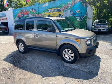 2008 Honda Element for sale at Showcase Motors in Pittsburgh PA