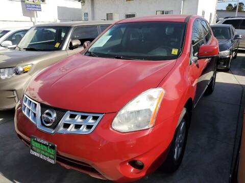 2013 Nissan Rogue for sale at Express Auto Sales in Los Angeles CA