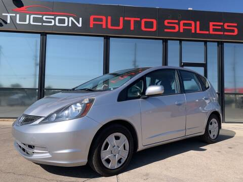 2013 Honda Fit for sale at Tucson Auto Sales in Tucson AZ