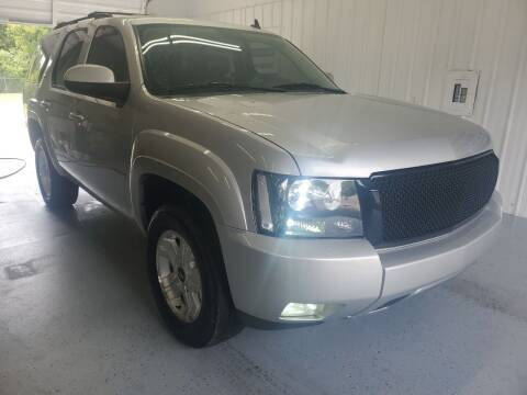 2010 Chevrolet Tahoe for sale at Bailey Family Auto Sales in Lincoln AR