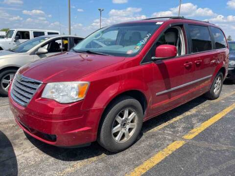 2009 Chrysler Town and Country for sale at Best Auto & tires inc in Milwaukee WI