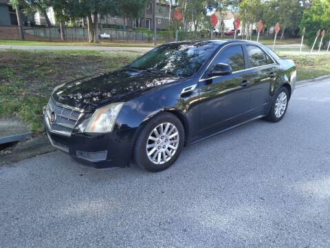 2011 Cadillac CTS for sale at Low Price Auto Sales LLC in Palm Harbor FL