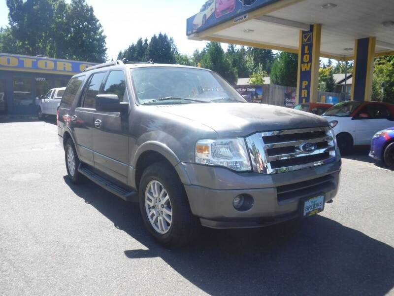 2011 Ford Expedition for sale at Brooks Motor Company, Inc in Milwaukie OR
