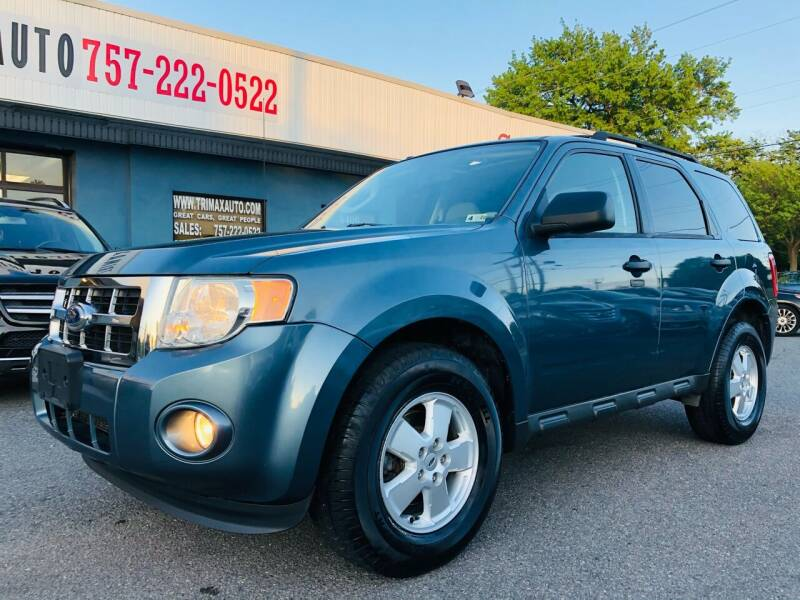 2012 Ford Escape for sale at Trimax Auto Group in Norfolk VA