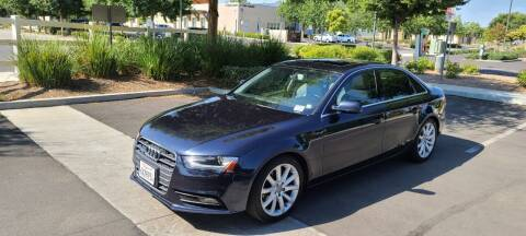 2013 Audi A4 for sale at Canyon Auto Group in Riverside CA