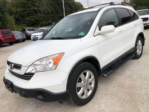 2008 Honda CR-V for sale at Prime Auto Sales in Uniontown OH