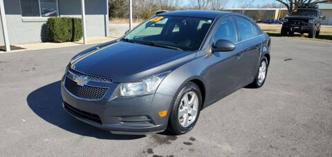 2013 Chevrolet Cruze for sale at Jacks Auto Sales in Mountain Home AR