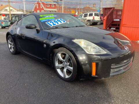 2008 Nissan 350Z for sale at Active Auto Sales in Hatboro PA