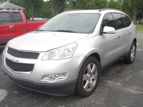 2010 Chevrolet Traverse for sale at Autoworks in Mishawaka IN